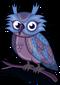 Pluto owl single