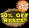 Wild west nest sale last hud