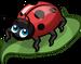 Ladybug single