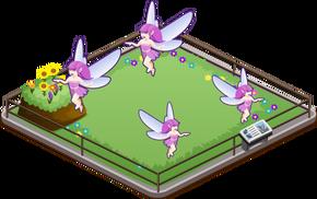 Tree fairy family