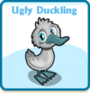 Ugly duckling card