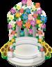 Flower Gazebo