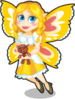 Goldilocks fairy single