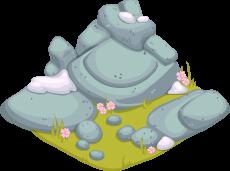 Bear cubby habitat