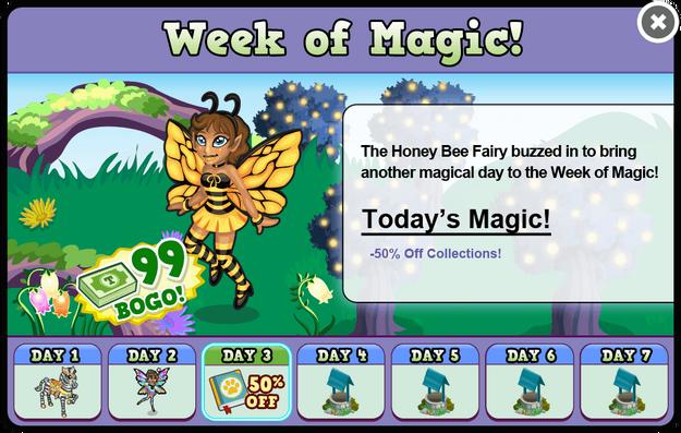 Fairy glen week3 modal