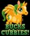 Cubby pegasus bucks hud