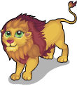 Barbary lion static