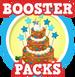 Goal cake pack hud