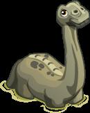 Brontosaurus single