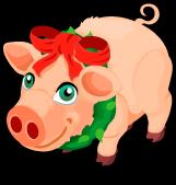 Xmas Pig single