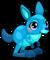 Cubby Kangaroo Blue single