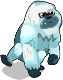 Abominable snowman an