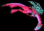Orbiting dragon an