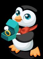 Pop the question penguin single