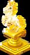 Bucks Unicorn Statue