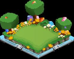 Egg huntfield