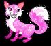 Glitter fox single