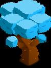 Blue Blossom Tree
