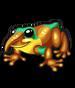 Pinnochio Frog
