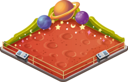 Planetary residence