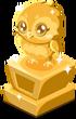 Cubby owl trophy