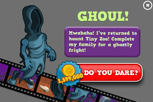Ghoul animators modal