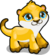 Cubby otter sunshine single