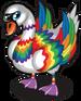 Rainbow swain single