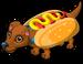 Doggy as Hot Dog single