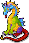 Rainbow Dragon single