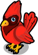 Cardinal single