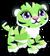 Cubby tiger mint single
