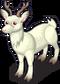 Albino Deer single