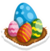 Gaol egg pile icon