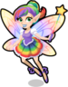 Rainbow Fairy single
