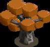 Fall Brown Tree