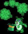 Clover bear an