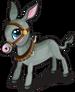 Cart donkey single