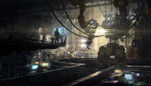 Militia Titan Factory