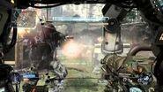 Titanfall - Atlas execution.
