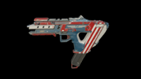 Alternator Frontier Patriot Warpaint