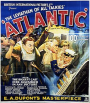 Atlantic Titanic Movie