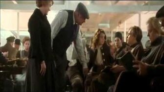Titanic deleted scene Rose visits Jack in Third Class