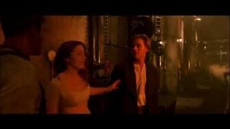 Titanic 1997 (Deleted scene A Kiss in the Boiler Room) HD 1080p @ Coolmoviezone