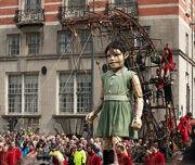 Little Giant Girl, Albion House