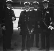 William McMaster Murdoch in RMS Olympic