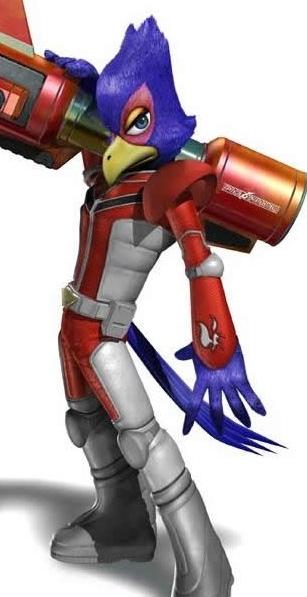 Falco Icon