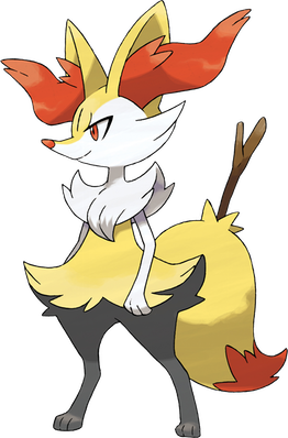 Braixen Icon