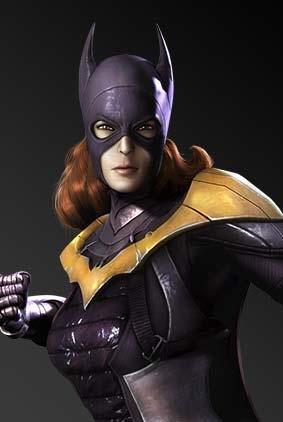 Batgirl Icon
