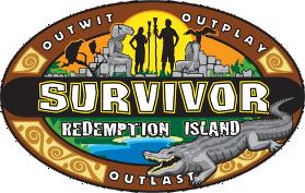 Redemption Island Logo